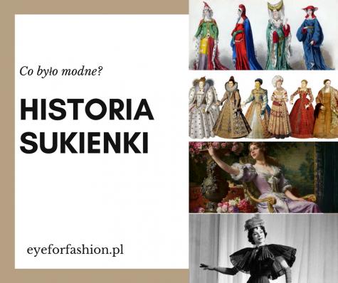 Historia sukienki – odprostokątnego materiału dospódniczki mini