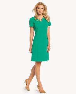 Zielona sukienka Torina marki Potis&Verso