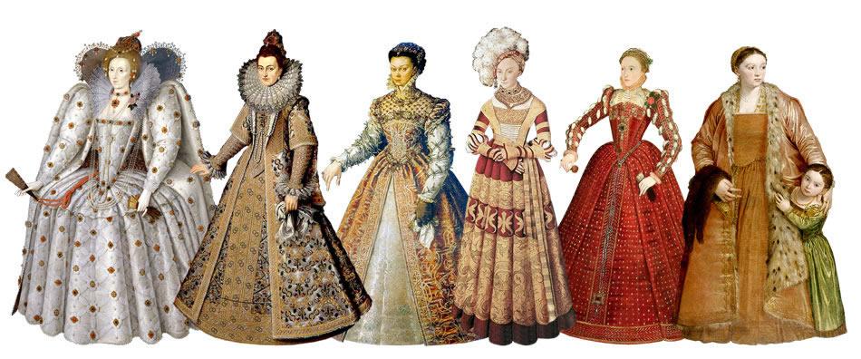 Sukienki zaczasów renesansu