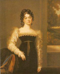 Renesansowe sukienki - Zofia Zamoyska (Czartoryska)