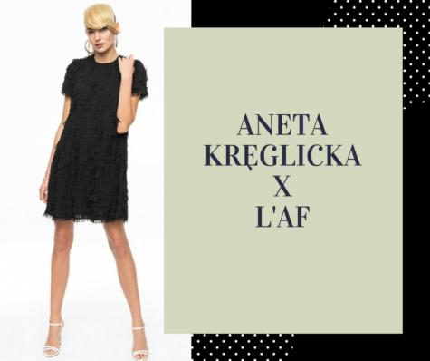 Aneta Kręglicka projektantką mody! Już niedługo pokaże swoją autorską kolekcję!