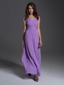 Sukienka maxi Roel L'AF
