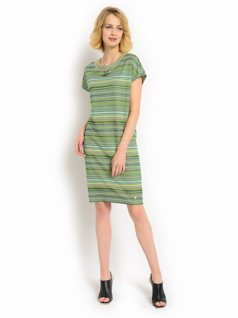 dc7034f0e Sukienki w pasy – pionowe czy poziome? | Toleoz