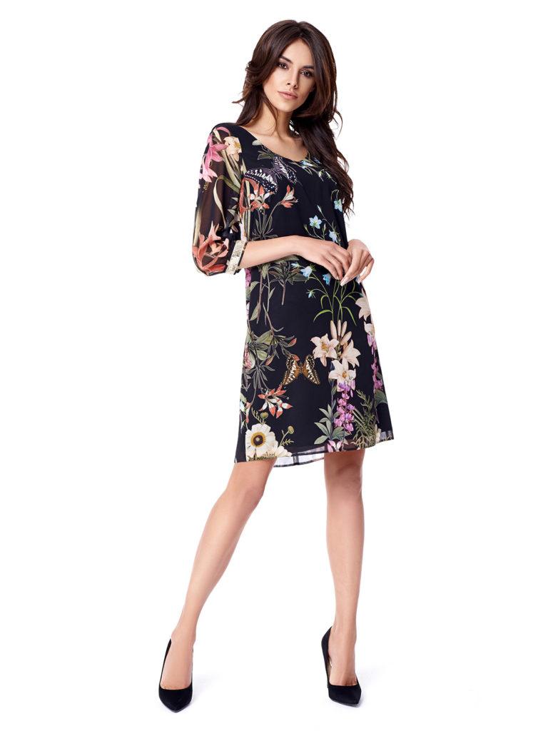 Sukienka Lebanon 319P Potis&Verso