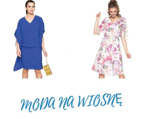 Moda nawiosnę wrozmiarze Plus Size
