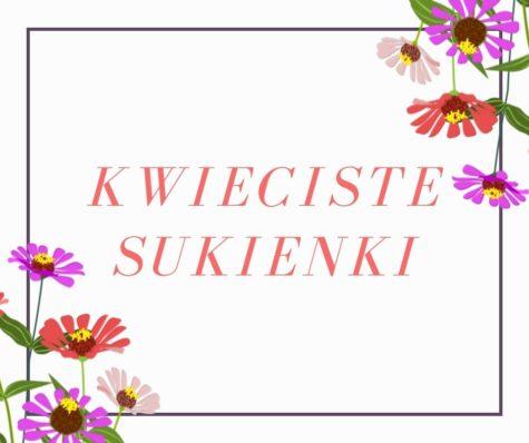 Kwieciste sukienki, które możesz nosić cały rok – 6 propozycji