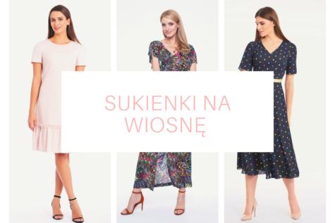 5 sukienek, które będą modne tejwiosny